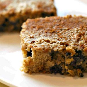 Gluten Free Apple Walnut Coffee Cake