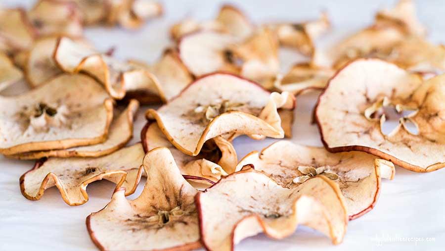 Apple Cinnamon Chips – Easy Recipe