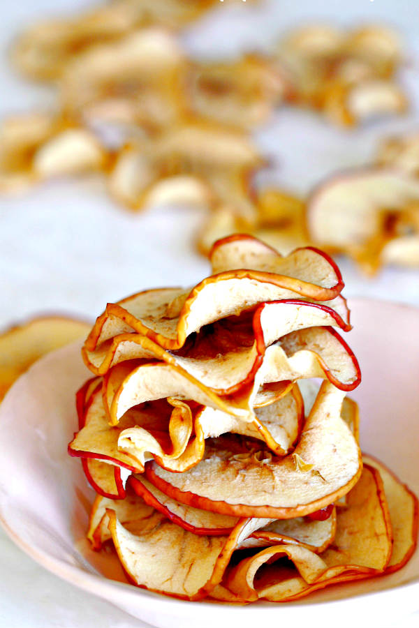Apple Cinnamon Chips – Easy Recipe