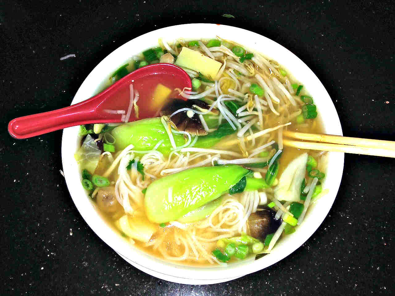 Easy Vietnamese Pho Soup Recipe
