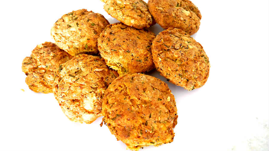 Gluten Free Cheese And Chives Scones