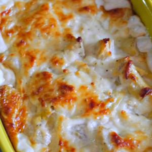 Artichoke Parmigiano Dip