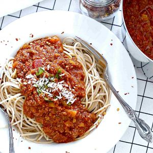 Best Gluten Free Spaghetti Bolognese Recipe