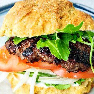 Best Gluten Free Turkey Burgers