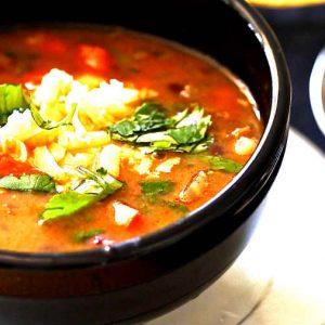 Vegan Three Bean Chowder Recipe