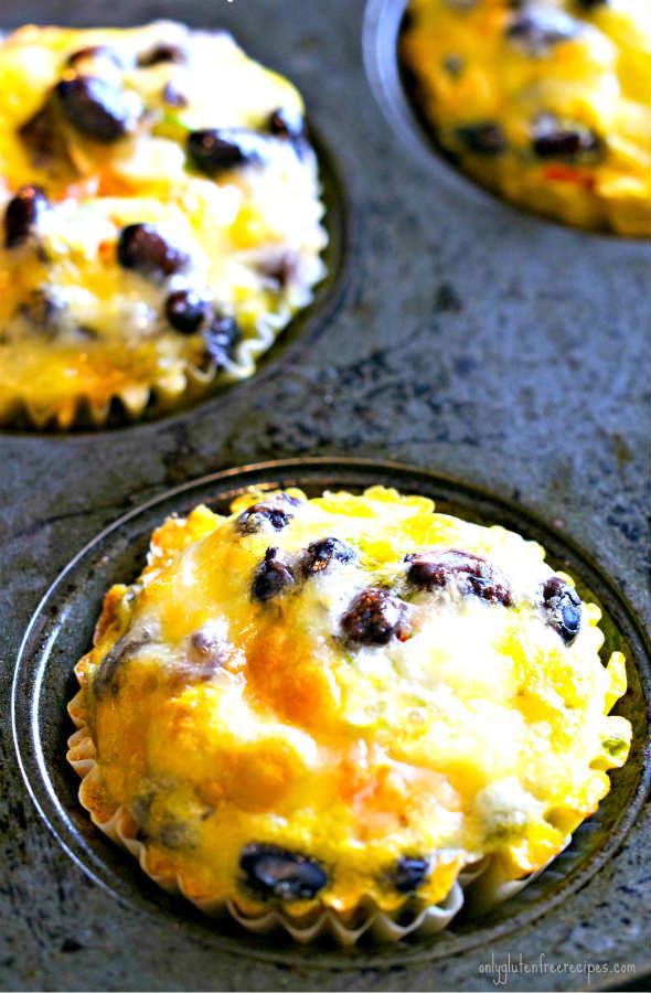 Grain-Free Salsa Muffin Recipe