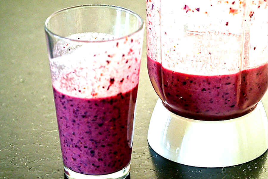 Healthy High Fiber Energy Shake