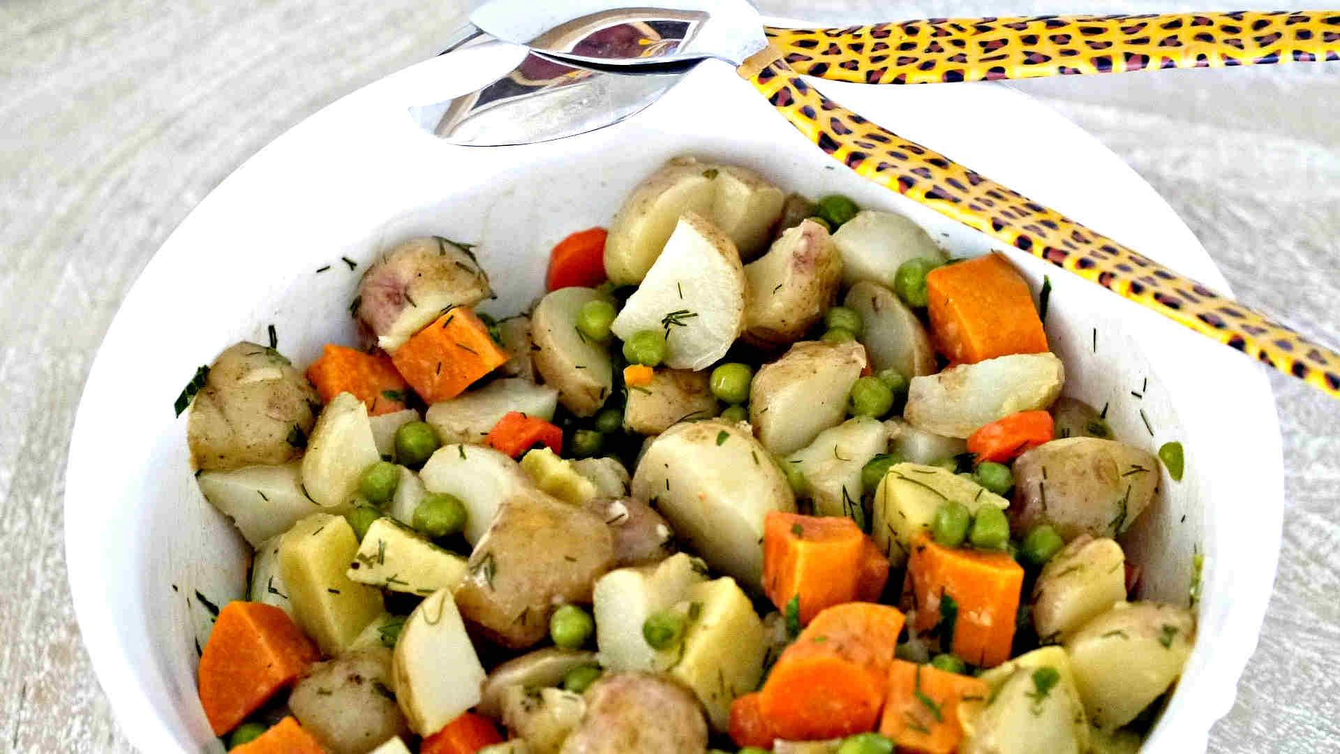 Mustard Dill Salad Dressing