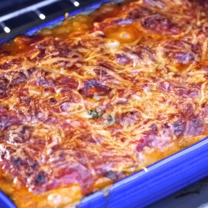 Healthy Vegetable Lasagna Without The Pasta
