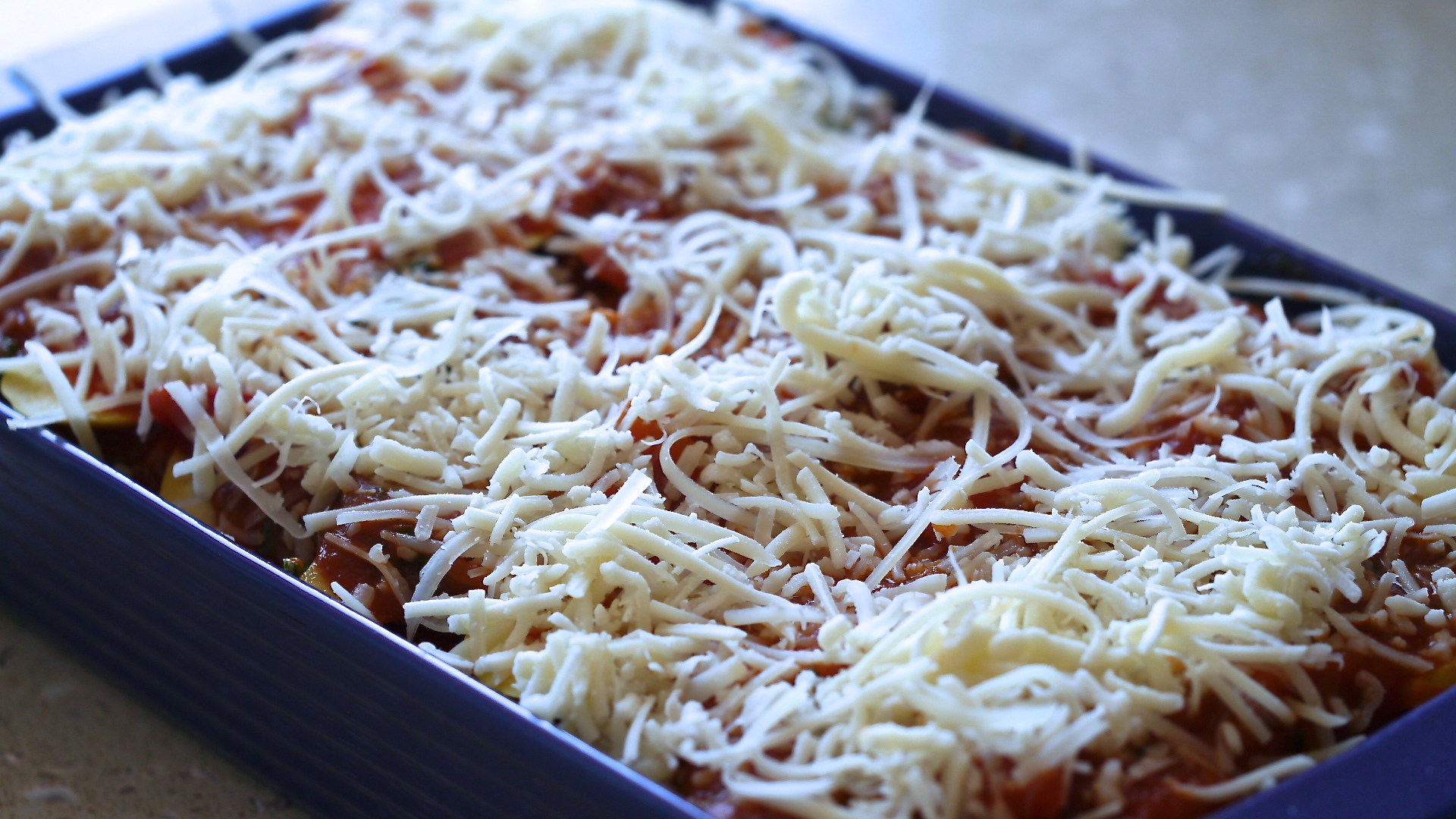 Creamy Vegetable Lasagna Or 12 Sheets No Boil Lasagna Noodles Rated 5 Out Of 5 By Ramya S From Creamy Veg Lasagna A Wonderful Recipe