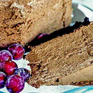 Gluten-Free Chocolate Mousse Cake