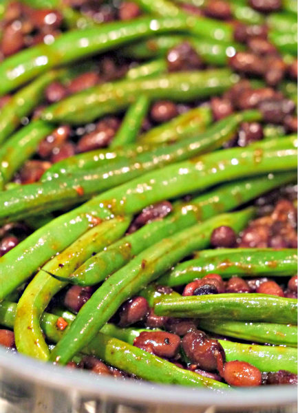 Spicy Szechuan Beans Recipe