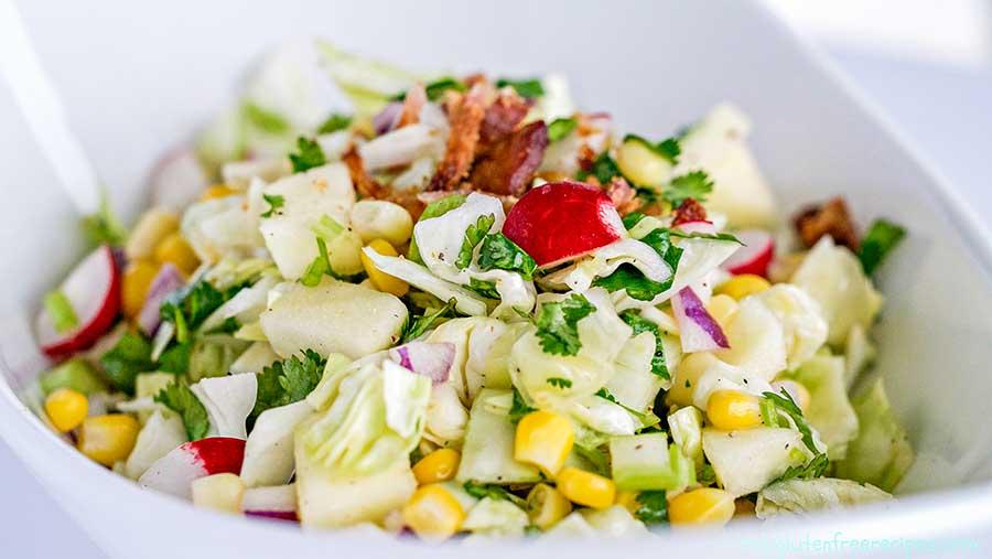 Cabbage Chop Salad – Easy Recipe