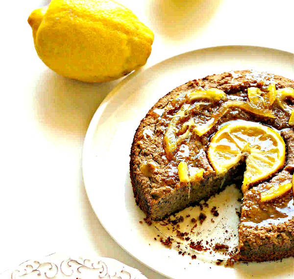 Gluten-Free Lemon Pecan Cake - Only Gluten Free Recipes