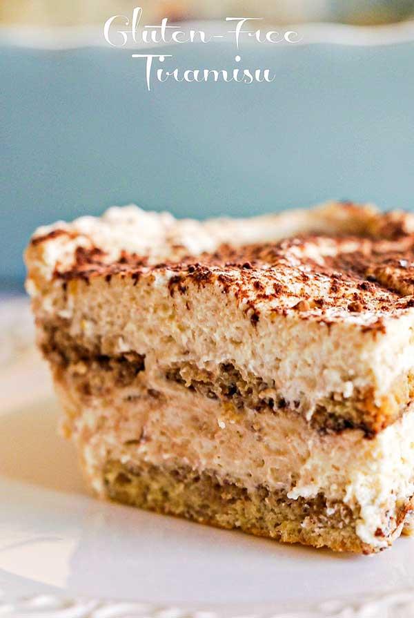 Gluten Free Tiramisu Recipe