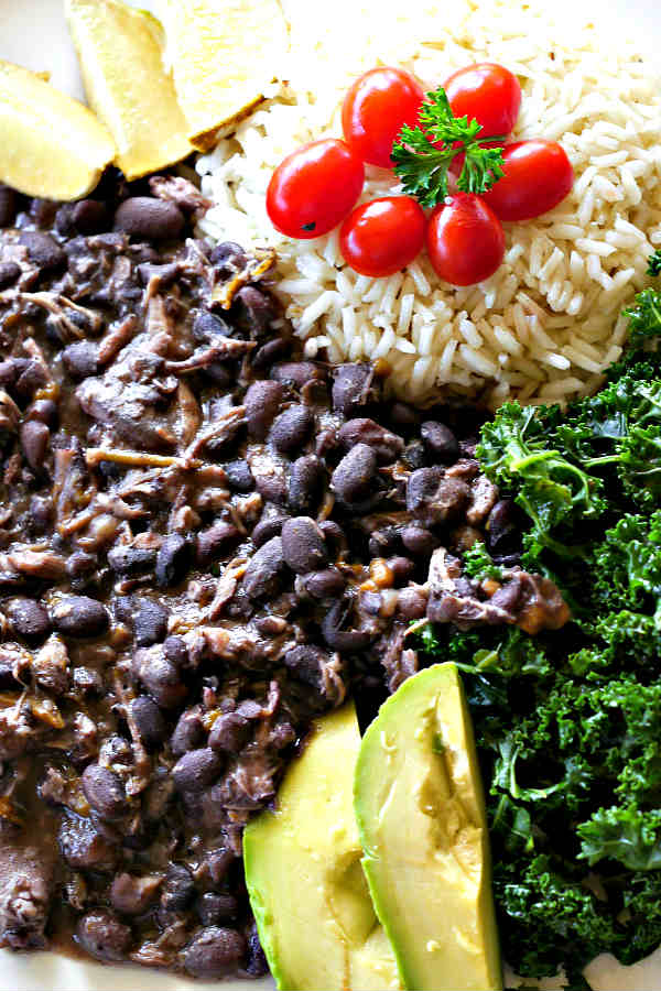 Feijoada ~ Black Bean Meat Stew