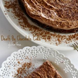 Gluten-Free Death By Chocolate Cake