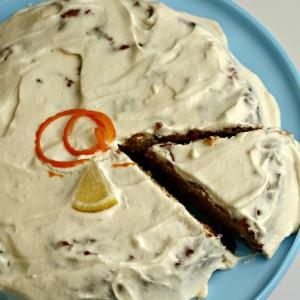Gluten-Free Deluxe Carrot Cake