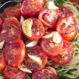 Roasted Tomatoes And Garlic – Naturaly Gluten-Free