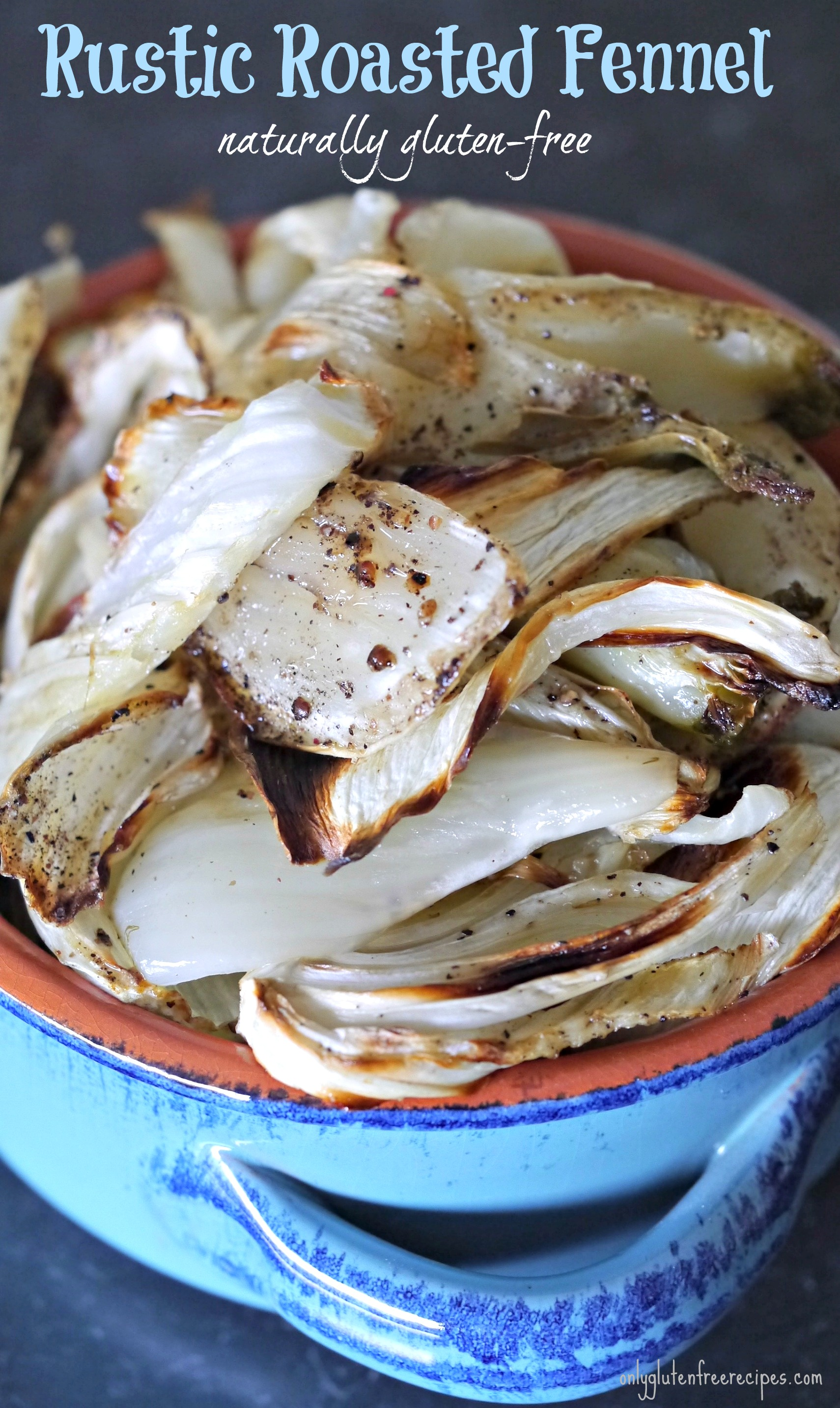Rustic Roasted Fennel
