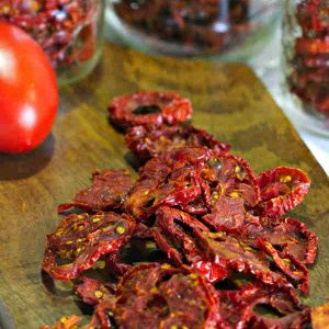 Sun-Dried Tomatoes – Easy recipe