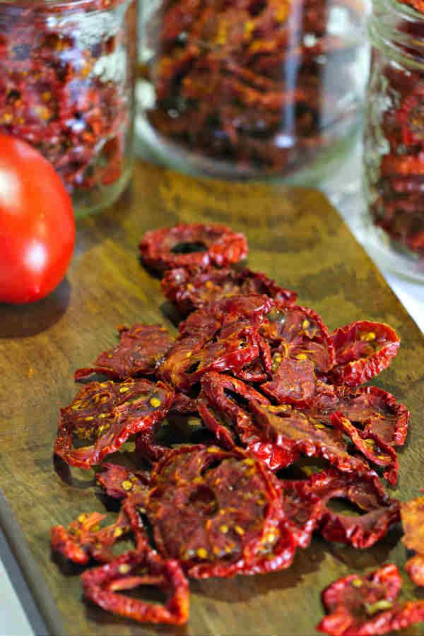 Sun-Dried Tomatoes – Easy recipe