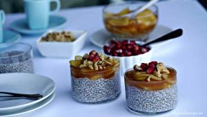 Gluten-Free Vanilla Chia Pudding