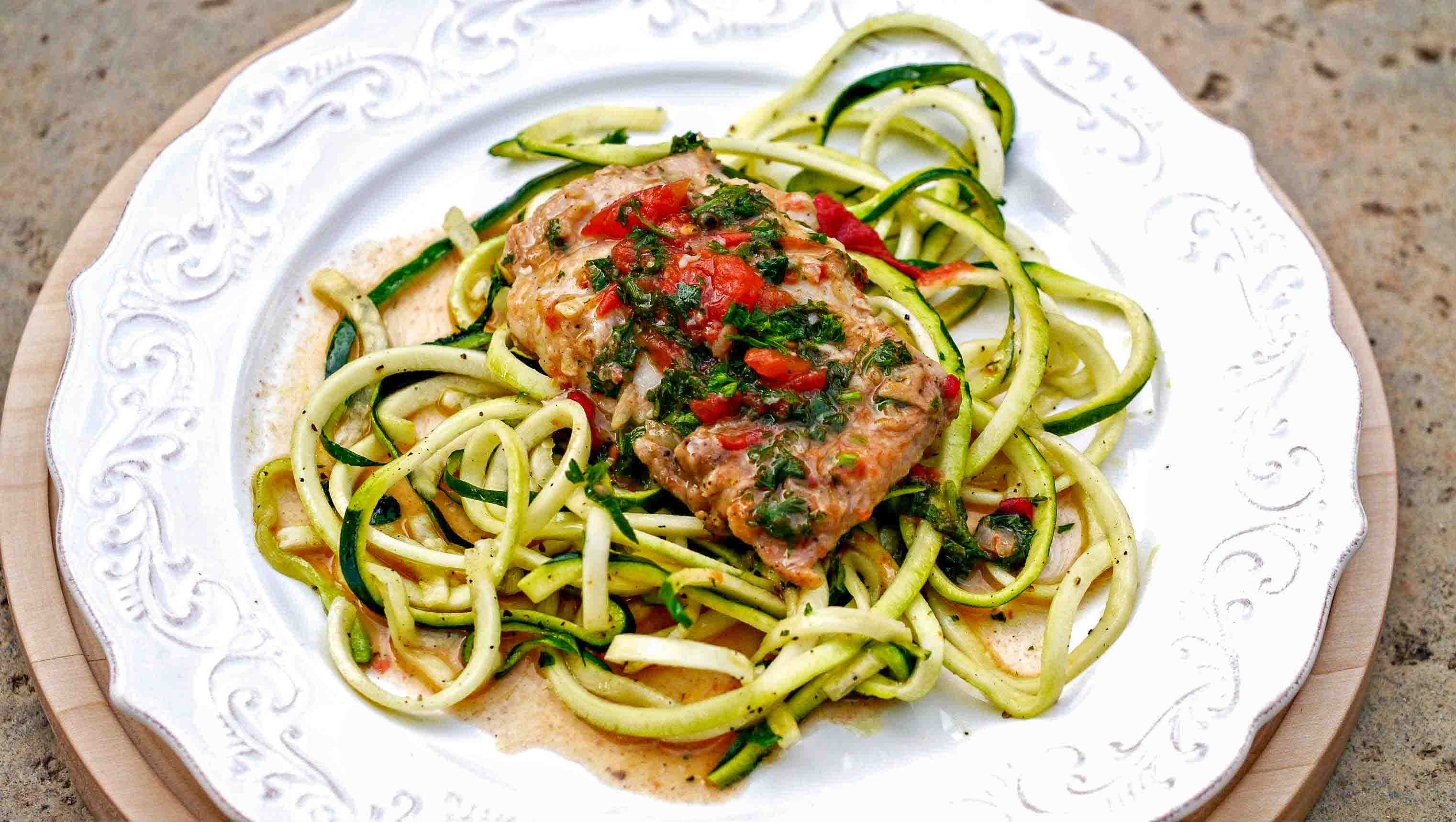 Gluten-Free Chicken Piccata Recipe