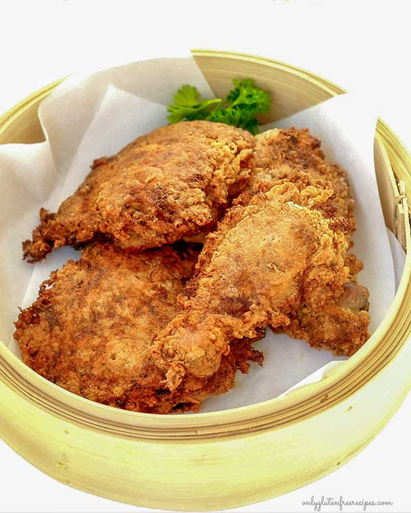 Gluten-Free Southern Fried Chicken
