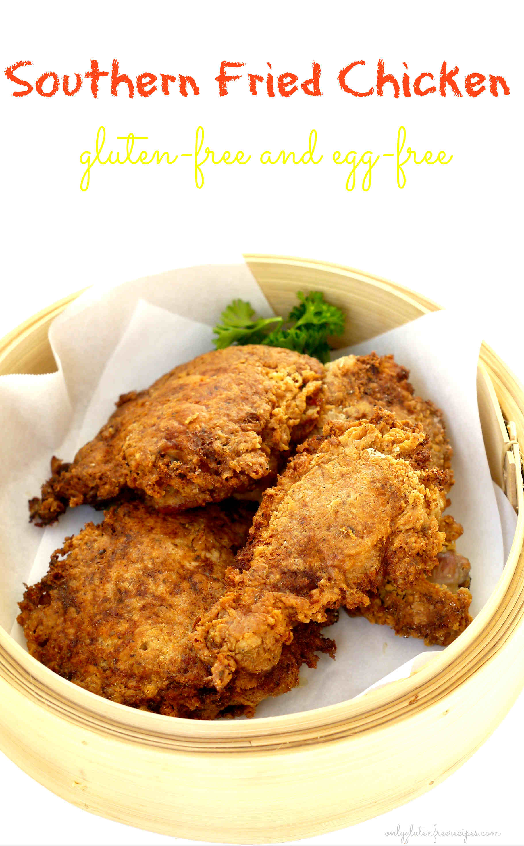 Gluten Free Southern Fried Chicken Only Gluten Free Recipes