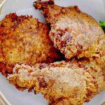 fried chicken, gluten free