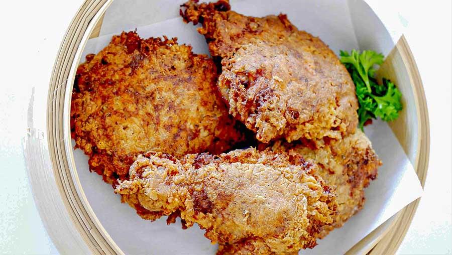 Gluten-Free Southern Fried Chicken