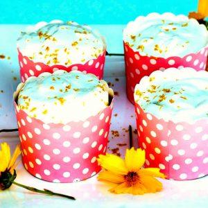 Gluten Free Banana Cream Cupcakes