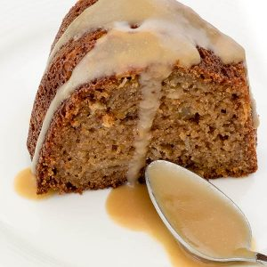 Gluten-Free Walnut Cinnamon Coffee Cake