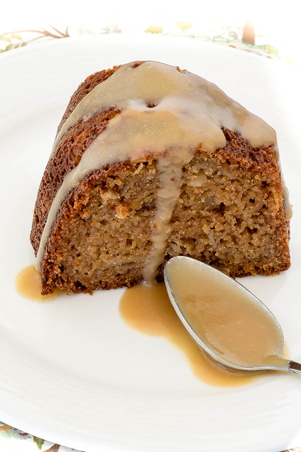 Gluten Free Walnut Cinnamon Coffee Cake