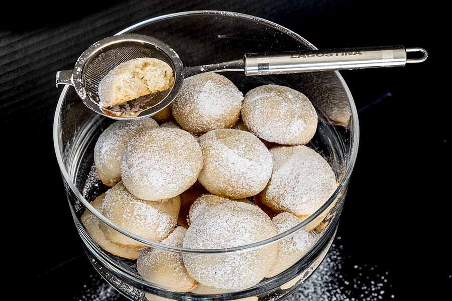 shortbread, cookies