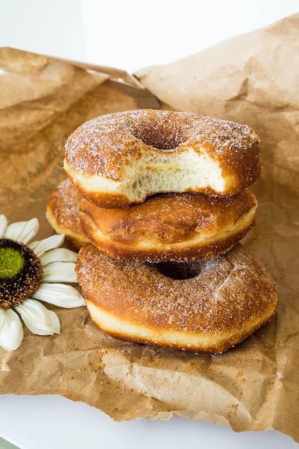 Gluten Free Cinnamon Donuts Recipe