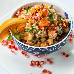 Tropical Quinoa Power Salad