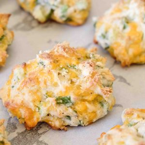 Gluten Free Cheesy Scones – Easy Recipe