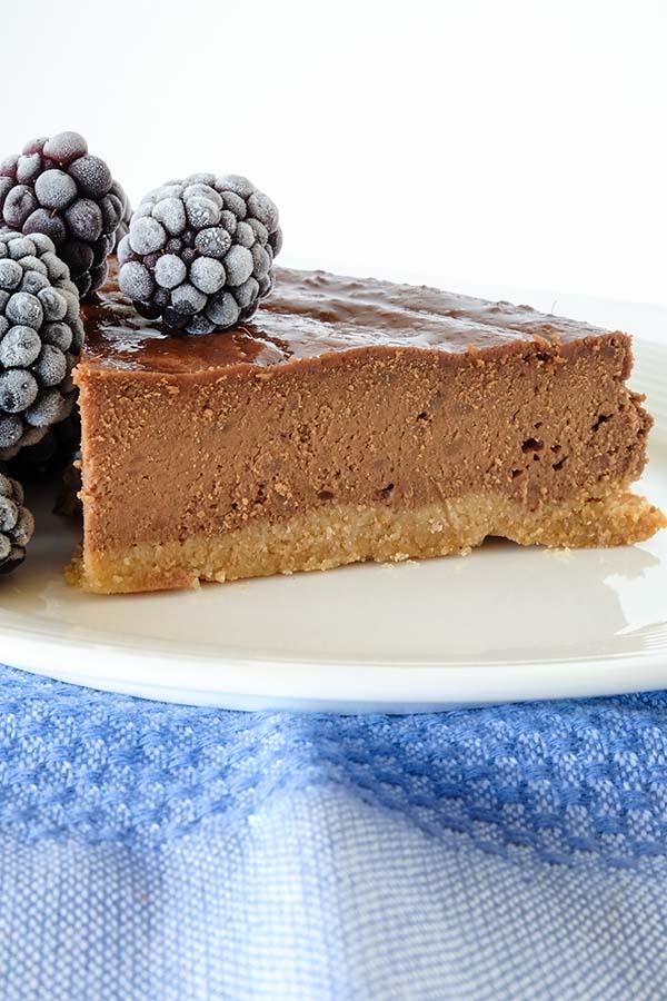 Grain Free Chestnut Chocolate Cake