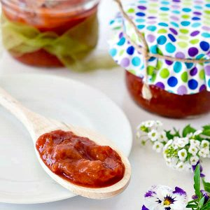 Easy Summer Mixed Fruit Jam