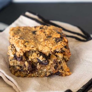 Gluten Free Oatmeal Squares