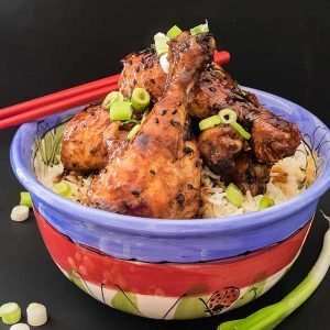 Gluten Free Peking Style Chicken