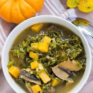 Wellness Vegan Caraway Soup