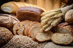 hairloss, gluten, bread