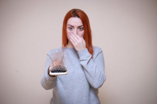 alopecia, hair loss, gluten