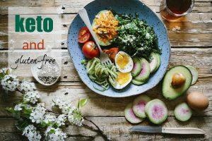 keto diet, gluten free