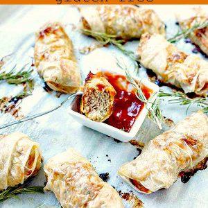 Gluten-Free Sausage Rolls