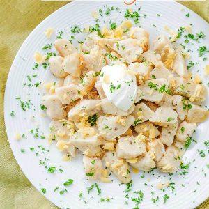 Gluten-Free Cheese Gnocchi – Easy Recipe