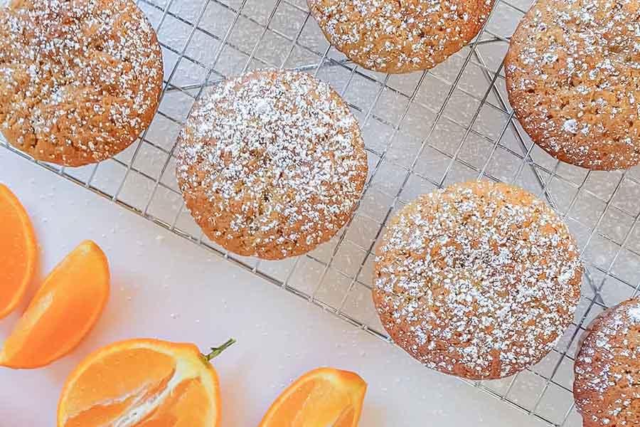 orange muffin gluten free